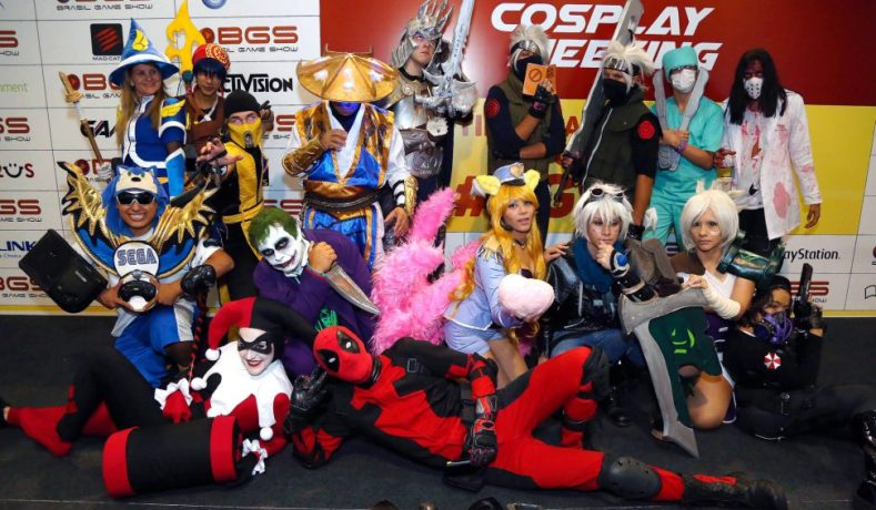 BGC 2017: Cosplay Zone Kinoplex