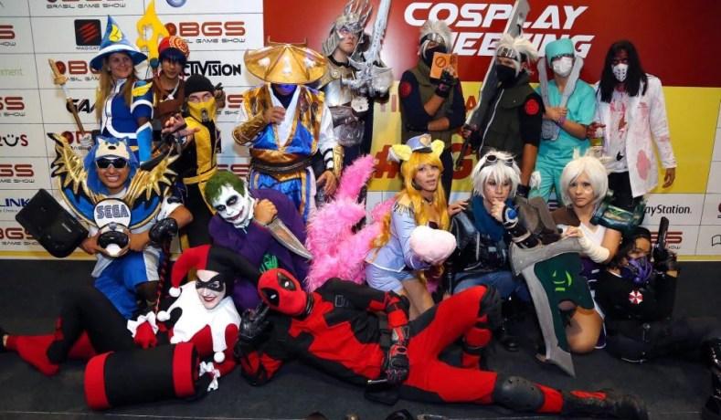 BGC 2017: Cosplay Zone Kinoplex