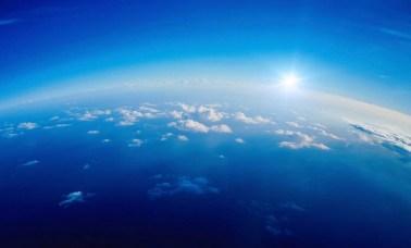 ceu azul 3 - Visão NERD: Você Sabe Por Que O Céu É Azul?
