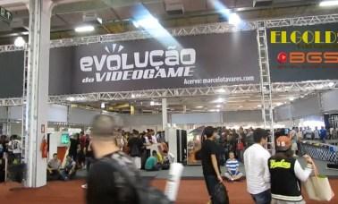 exposicao capa - BGC 2017: Evolução Do Videogame