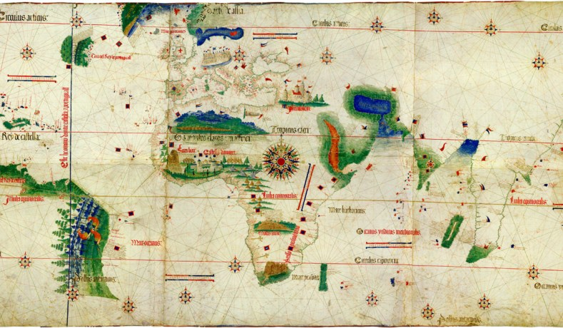 Visão NERD: O Descobrimento do Brasil