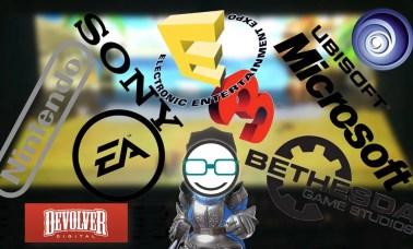 conferencias - E3 2017: Conferências, Datas/Horários E Prêmios