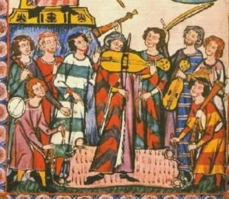 musica medieval 300x260 - A História da Música: Tendências Musicais - Parte 2
