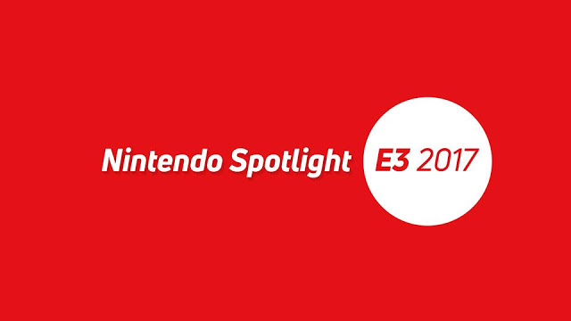 E3 2017: Vídeo Conferência Nintendo