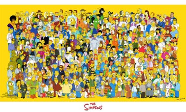 """simpsons - Os Simpsons De """"A"""" À """"Z"""": Uma Breve Introdução, Personagens Principais E Curiosidades"""