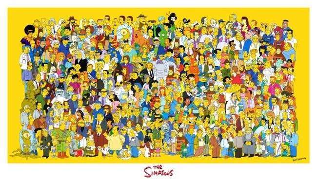 """Os Simpsons De """"A"""" À """"Z"""": Uma Breve Introdução, Personagens Principais E Curiosidades"""