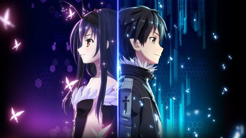 Accel World VS Sword Art Online: Temática De Anime Com Elementos MMORPG