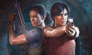 unchartedthelostlegacy capa - Uncharted: The Lost Legacy... Uma Aventura Impulsionada Por Chloe E Nadine