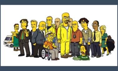 """capa simpsons 6 - Os Simpsons de """"A"""" À """"Z"""": Paródias De Filmes, Personalidades Famosas, Personagens E Curiosidades (Parte 6)"""