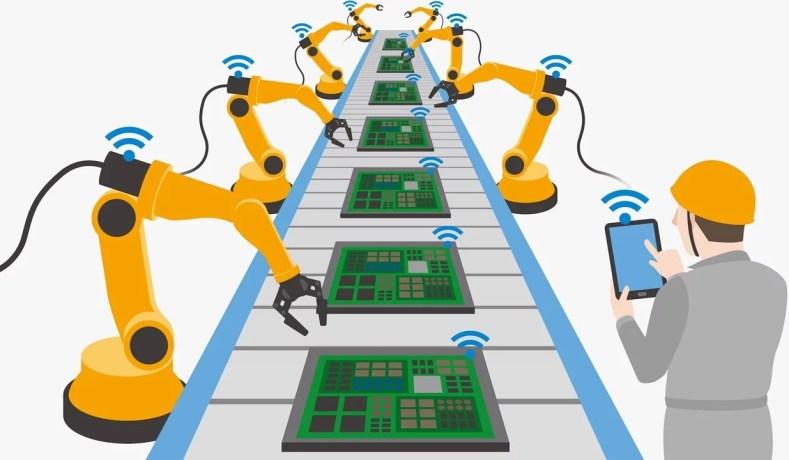 Visão NERD: Conheça A Indústria 4.0 E Como Poderá Impactar As Tecnologias Existentes