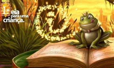 capa 5 - Programa Leia Para Uma Criança: Incentivo À Leitura E Valores Para Toda A Vida