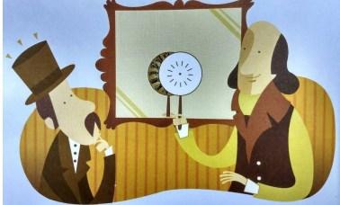desenho animado cinema - O Desenho Animado Veio Antes Do Cinema?