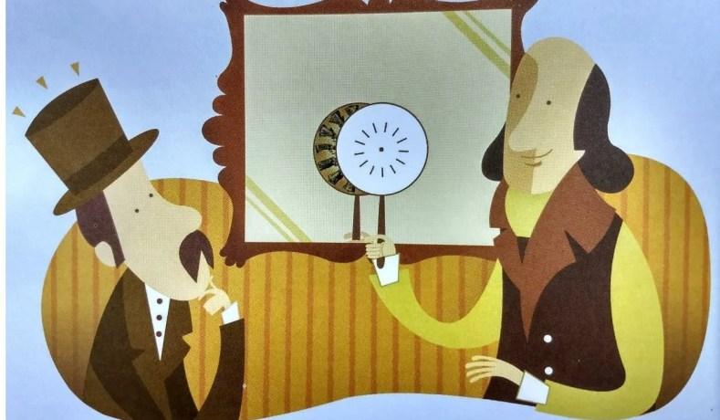 O Desenho Animado Veio Antes Do Cinema?