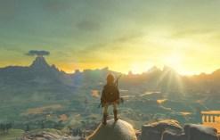 legend of zelda breath of the wild - Zelda Breath Of The Wild: O GOTY De 2017 É Um Verdadeiro Deleite Para As Férias!