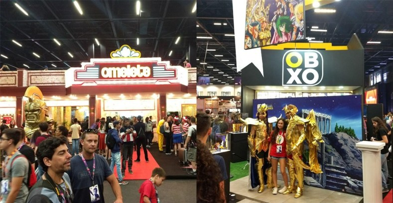 omelete 300x155 - CCXP 2017: O Evento Mais Geek Do Ano!