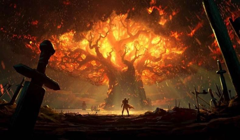 O Que Esperar De World Of Warcraft Em 2018?