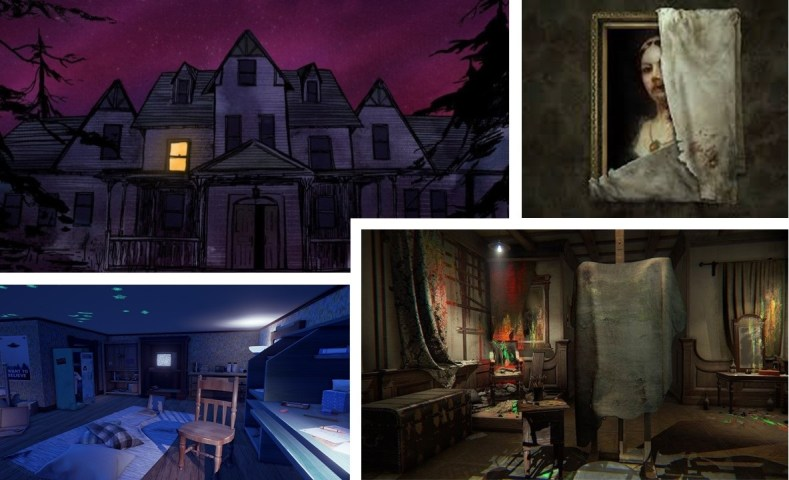 layers of fear e gone home figura 2 - Uma Caminhada Na Aventura