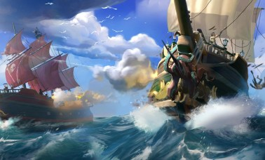 sea of thieves capa - Sea Of Thieves: Impressões Da Beta Fechada