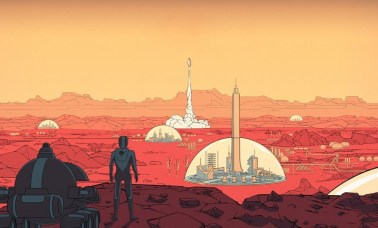 Surviving Mars - Sobrevivendo A Marte Primeiro No Mundo Virtual