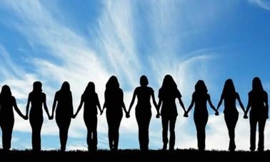 mulheres unidas - Dia Internacional da Mulher... Todos os Dias!