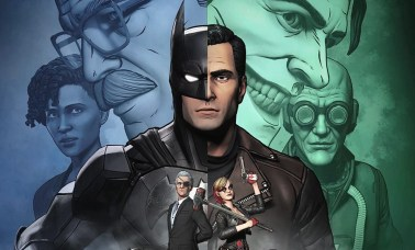 batman enemy within episode - A Experiência Em Batman: The Enemy Within