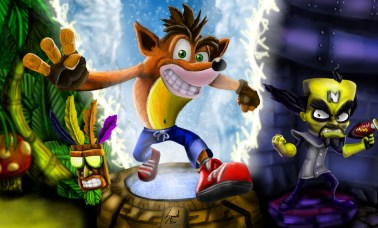 crash bandicoot n sane capa - Crash Bandicoot N Sane Trilogy Para Todos