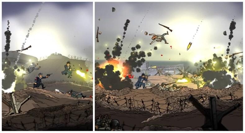 Figura 2 2 - Guns, Gore & Cannoli 2 É Diversão Garantida!