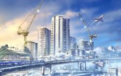 Cities Skylines capa - Cities: Skylines E A Expansão Industries