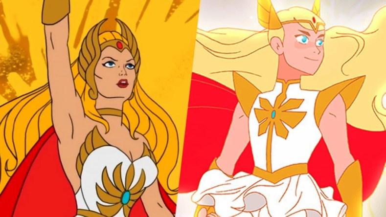 Figura 1 - She-Ra: A Princesa Do Poder E A Revolução Do Desenho