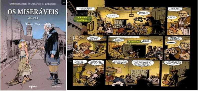 Figura 2 1 - A Literatura Como História Em Quadrinhos