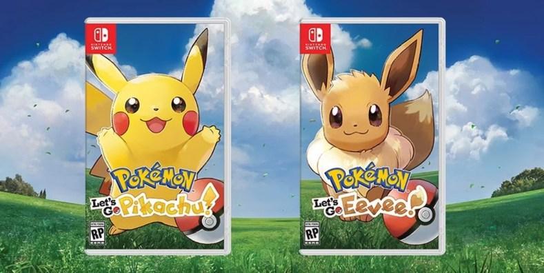 Pokémon Lets Go Pikachu figura 1b - A Magia de Pokémon Let's Go, Pikachu! / Eevee!