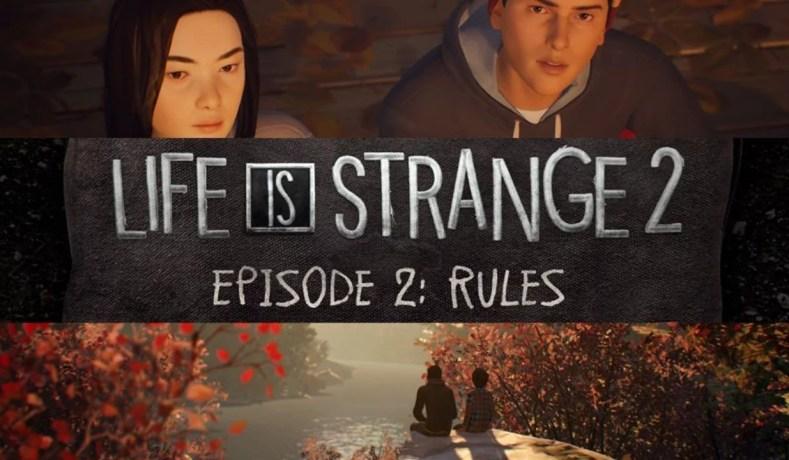 Life Is Strange 2: Episódio 2