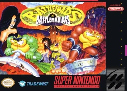 battletoads - Os Games Mais Desafiadores do Século XX