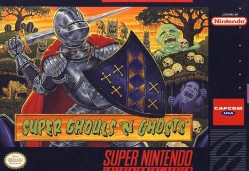 ghouls - Os Games Mais Desafiadores do Século XX