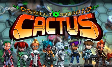 Assault Android Cactus CAPA - Assault Android Cactus + Para Nintendo Switch