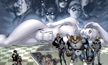 Capa - The Umbrella Academy: A Febre do Momento