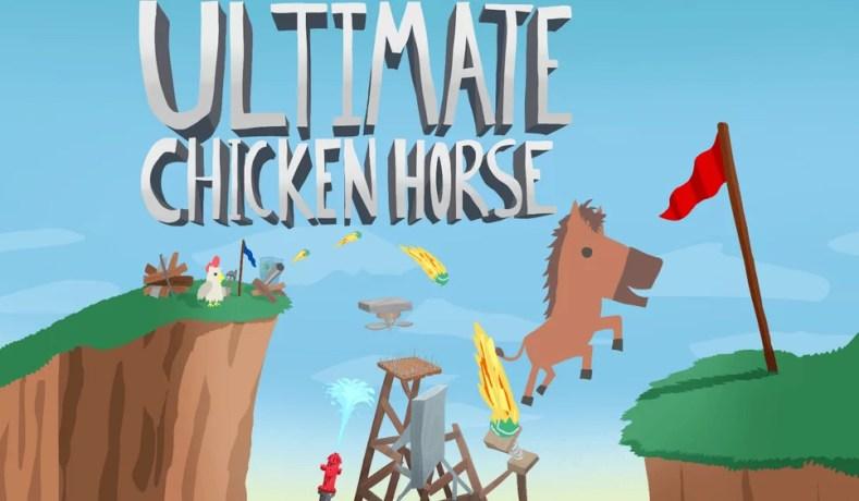 Diversão em Família: Ultimate Chicken Horse