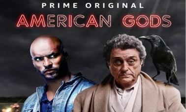 Capa Argemiro II - American Gods: Velhos Deuses Vs Novos Deuses