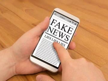 fake - Era da Desinformação e Fake News