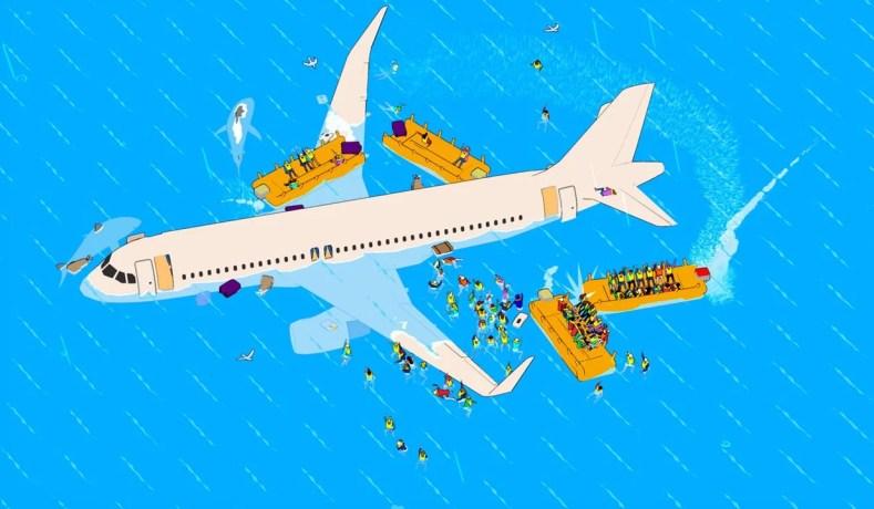 Emergency Water Landing – PvP com Água até as Orelhas