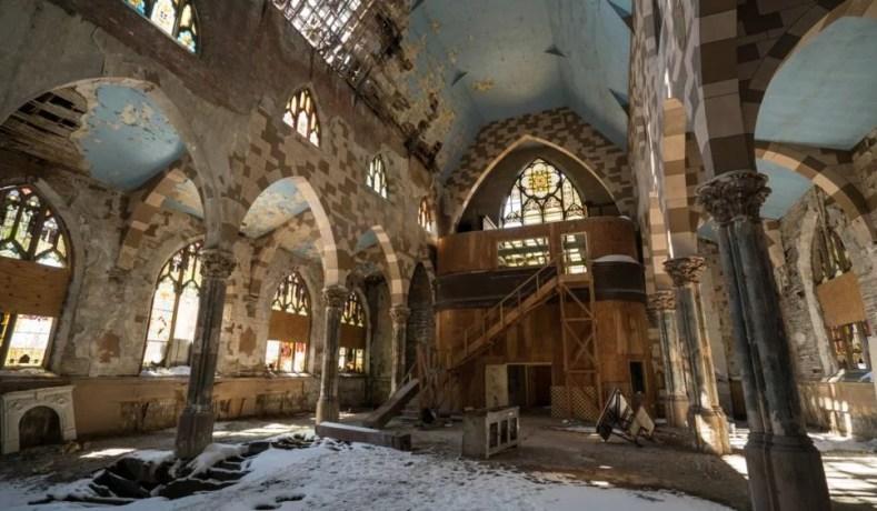 Lugares Abandonados Incríveis