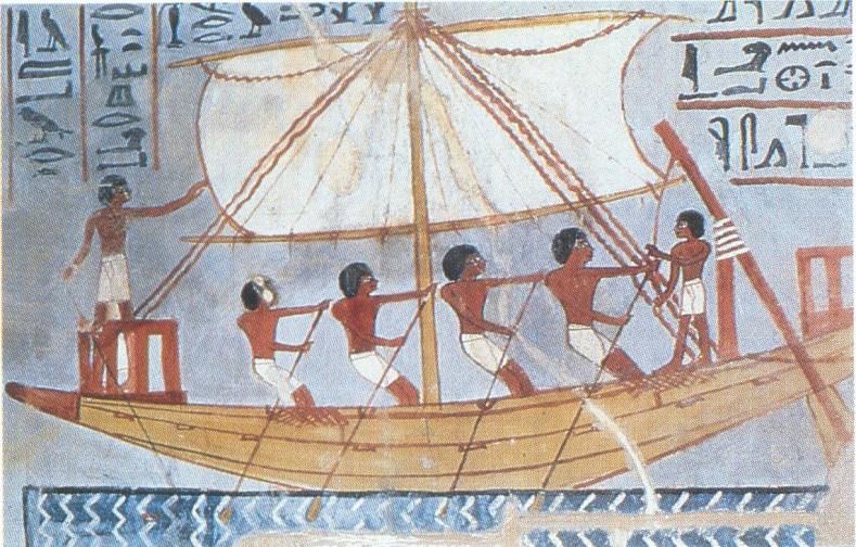 O conto do Náufrago - Você conhece a Literatura Egípcia?