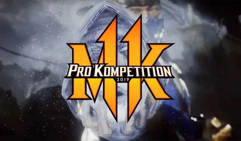 Você sabia que acontecerá uma competição de Mortal Kombat 11 na BGS 2019?