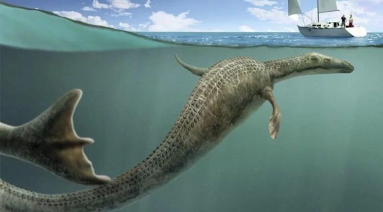 FIgura 1 - Monstro do Lago Ness: Mito ou Verdade?
