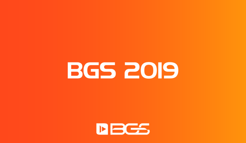 Estaremos Na Brasil Game Show 2019!