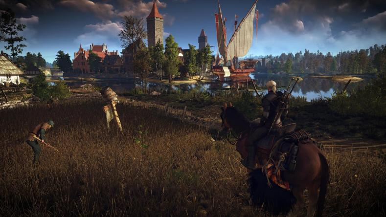 The Witcher 3 Imagem 2 1 - The Witcher 3 No Nintendo Switch