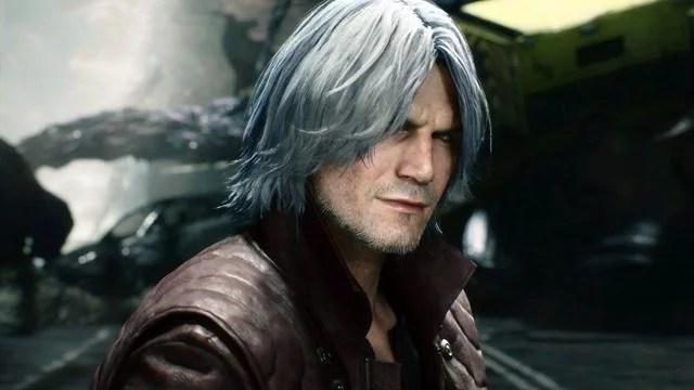 Dante - Uma Jornada Obscura em Devil May Cry 5