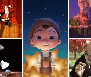 A arte de encantar da Pixar