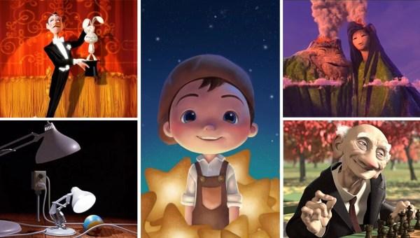 Capa - A arte de encantar da Pixar