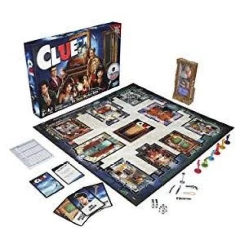 Hasbro Clue Game - Os melhores jogos de tabuleiro em família, segundo especialistas internacionais (Parte 1)